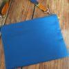 sacoche bleu de travail dos